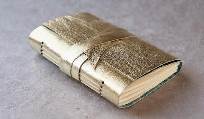 Cuaderno dorado