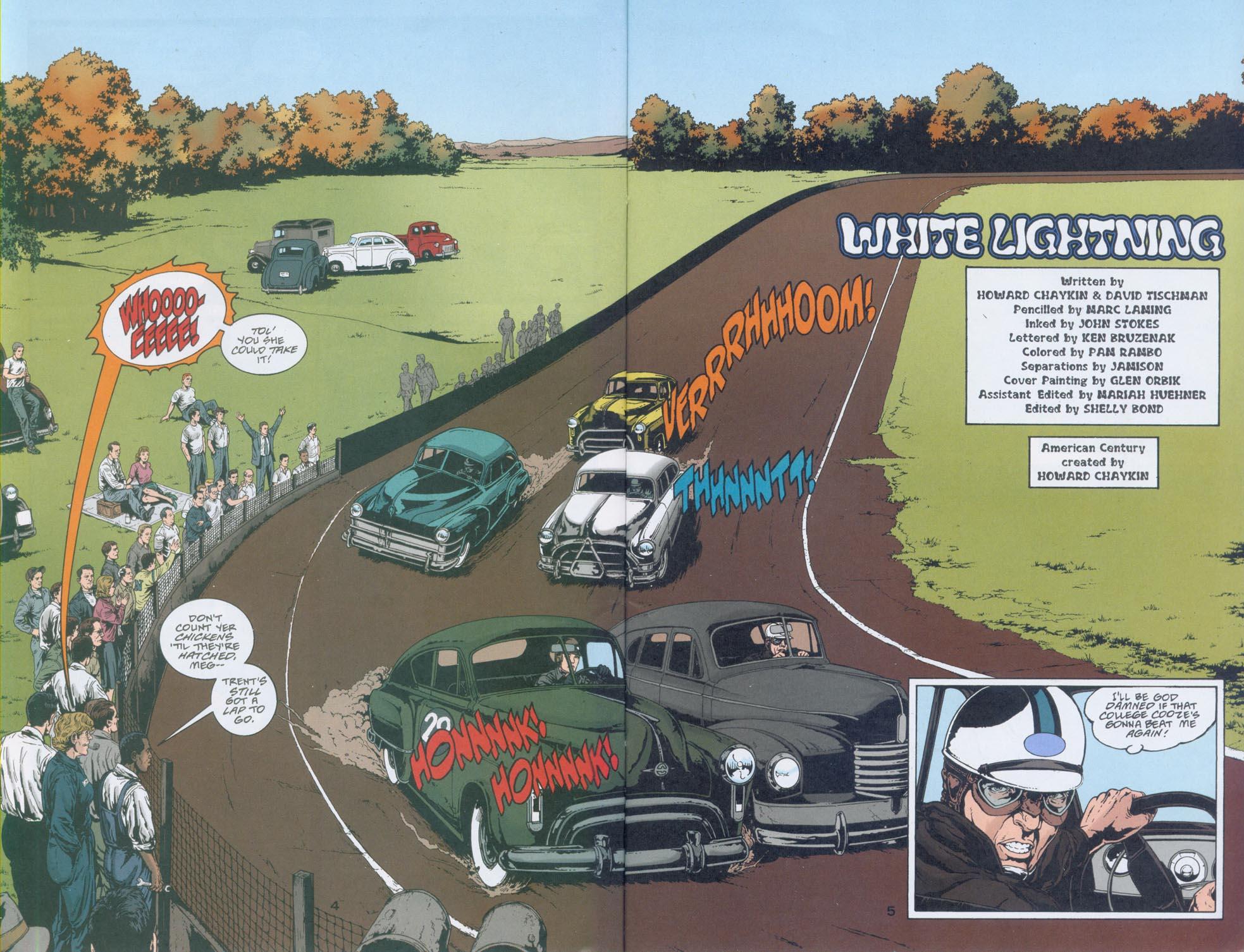 Read online American Century comic -  Issue #11 - 5