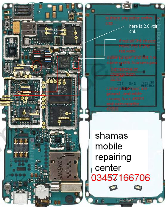 Mobile Repiaring Diagrams ~ Mobile Repair Diagram