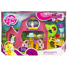 MLP Sweet Apple Barn Applejack Brushable Pony