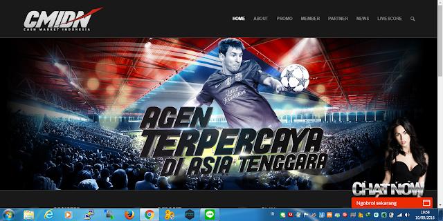 Agen Judi Taruhan SBOBET Online