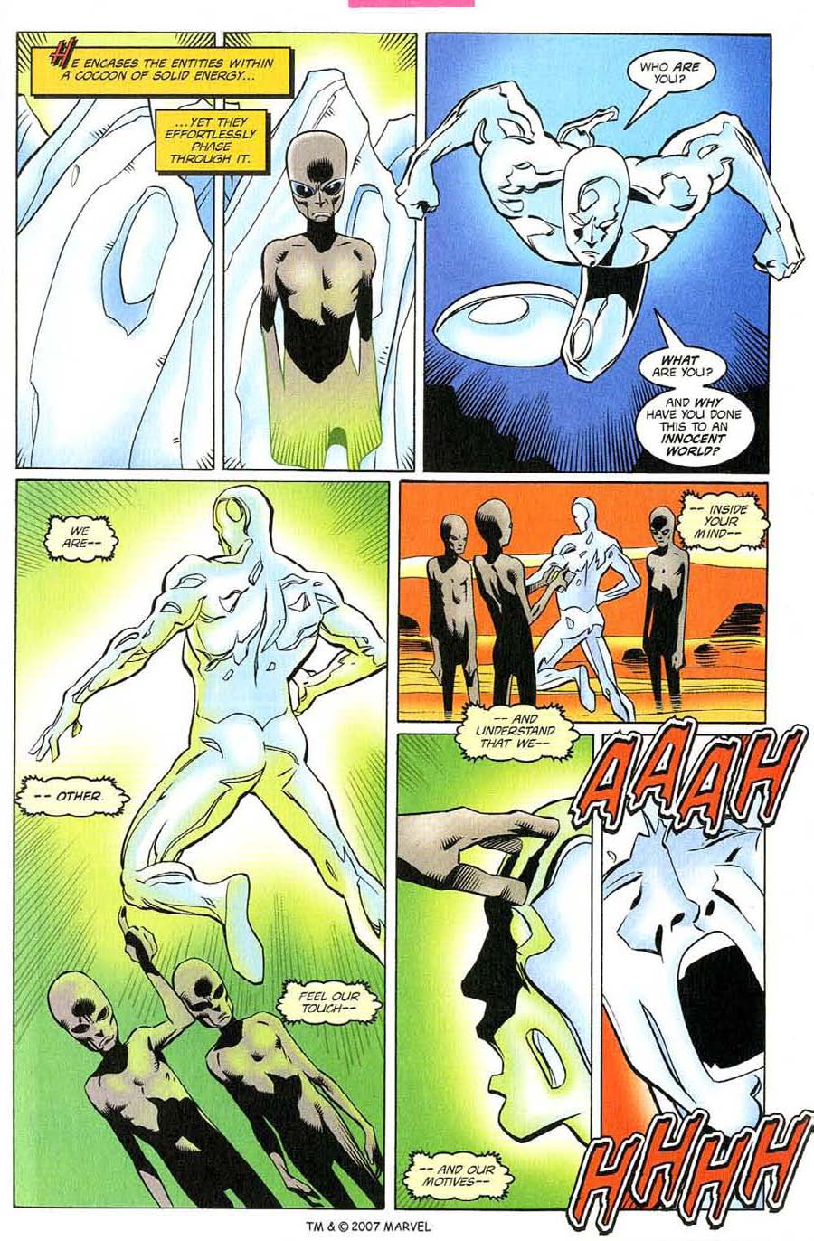 Read online Silver Surfer (1987) comic -  Issue #130 - 13