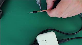 Alat Pirografi Sederhana Sendiri Dari USB