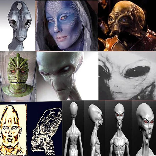 Lucifer  Enciclopedia delle razze aliene+ Libro segreto Russo rivela ... 2a59b650d2a4
