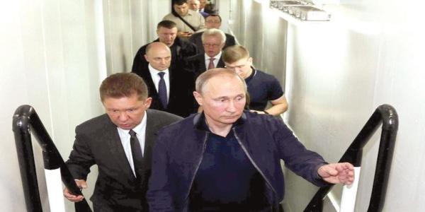Αγριεύει «επικίνδυνα» το ενεργειακό παιχνίδι γύρω από τον South Stream