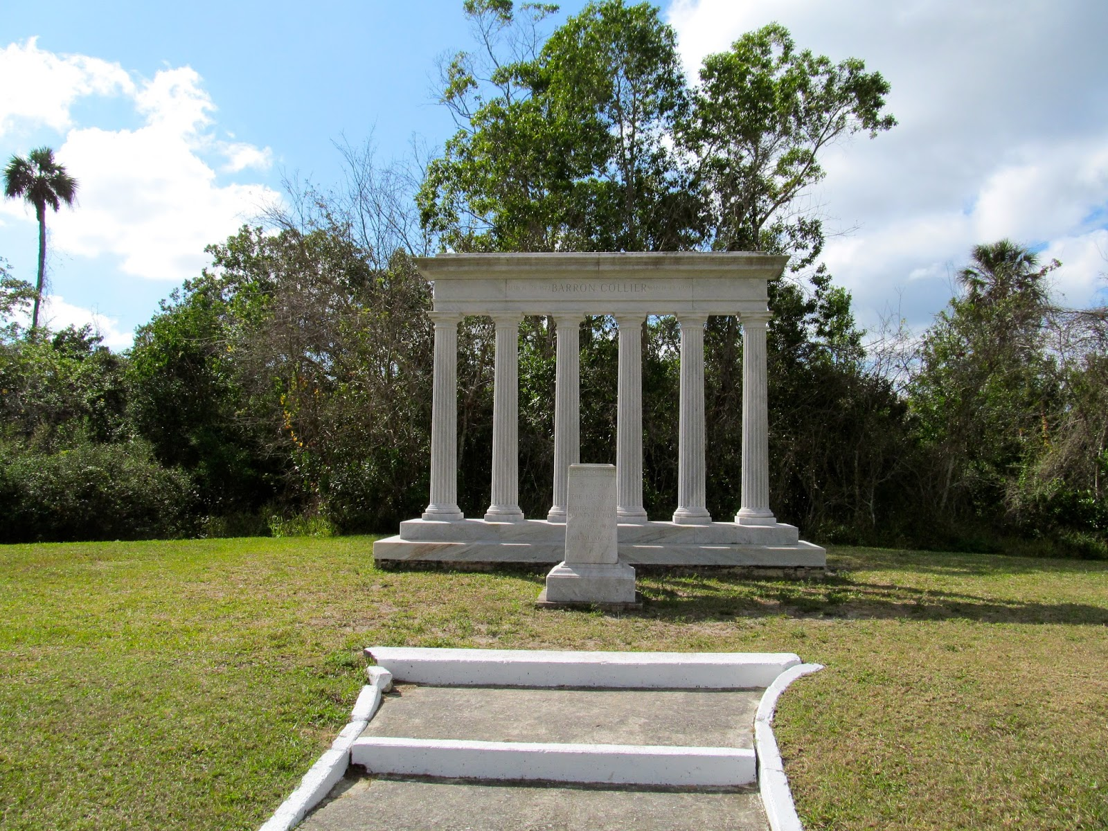 Collier-Seminole State Park - Naples, FL