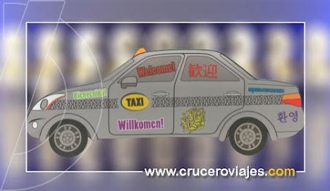 Abu Dhabi, coger un taxi es muy fácil - Recomendaciones