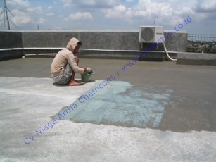 waterproofing coating membuat beton kedap air