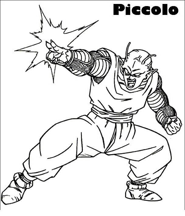 Dibujos para colorear bola de dragon z - Imagui