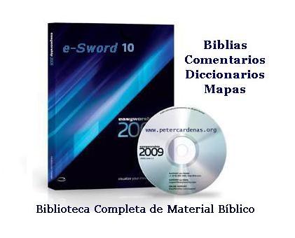 e-Sword 10 (Español) | Para estudios Bíblicos