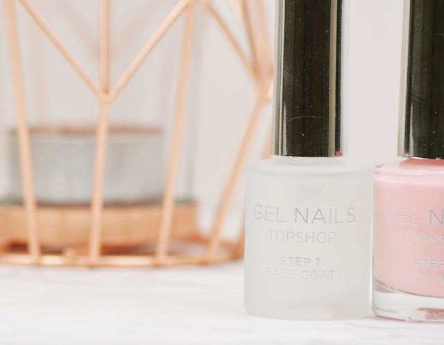 Lovelaughslipstick Blog - TopShop Gel Nails Shellac Review