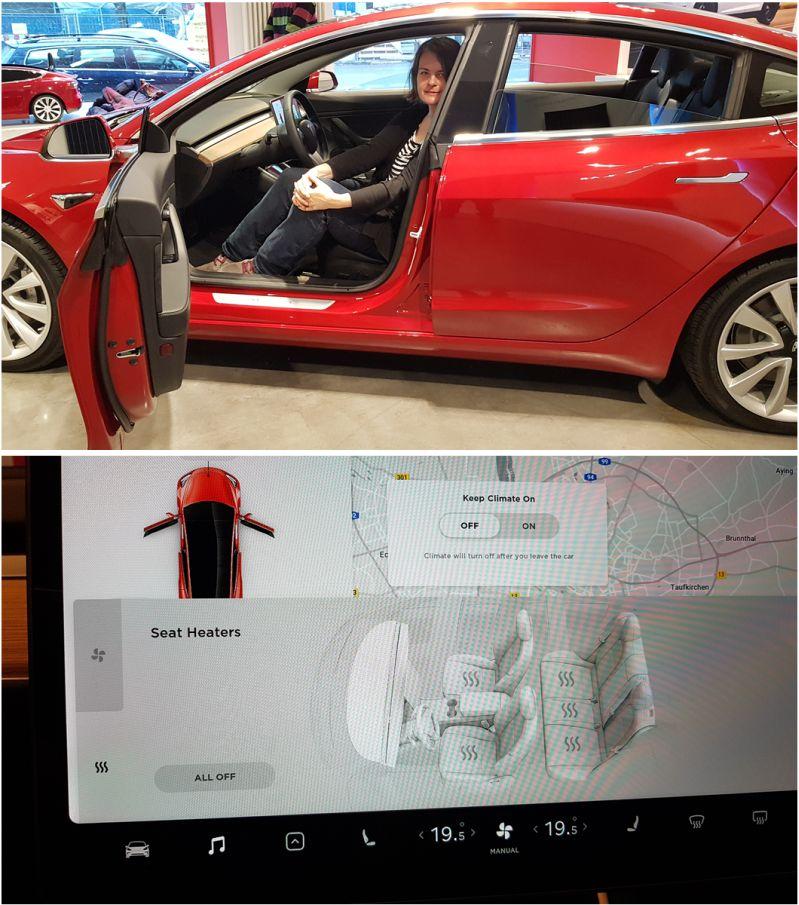 Tesla Model 3 so individuell wie seine Fahrer
