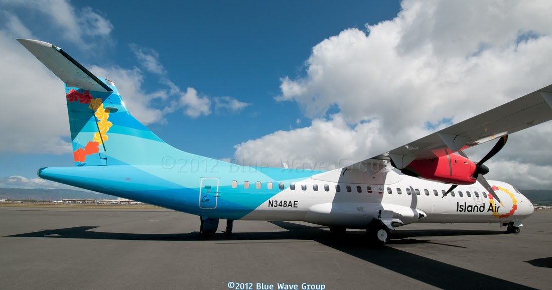 HNL RareBirds: Island Air's N941WP