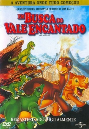 Em Busca do Vale Encantado Blu-Ray Filmes Torrent Download capa