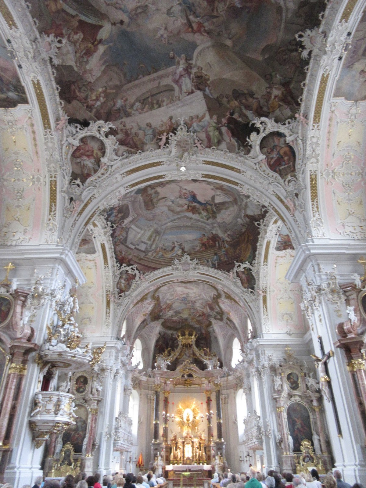 New Liturgical Movement: A Visit to Innsbruck (3): Two