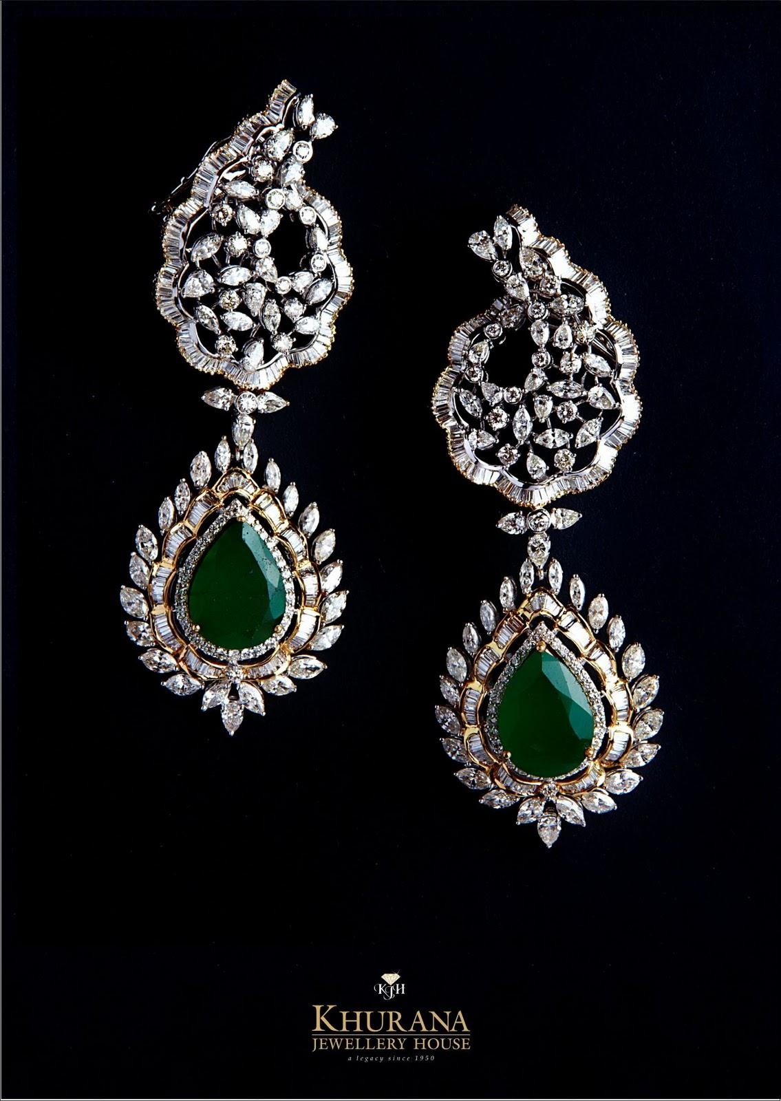 Neo Bollywood: Latest Earrings Designs