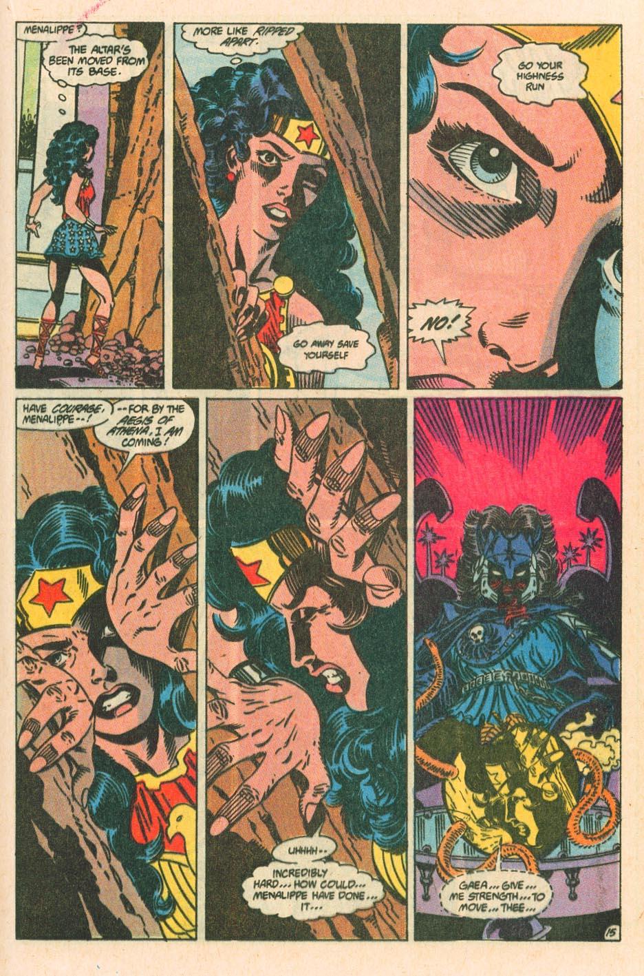 Read online Wonder Woman (1987) comic -  Issue #38 - 16