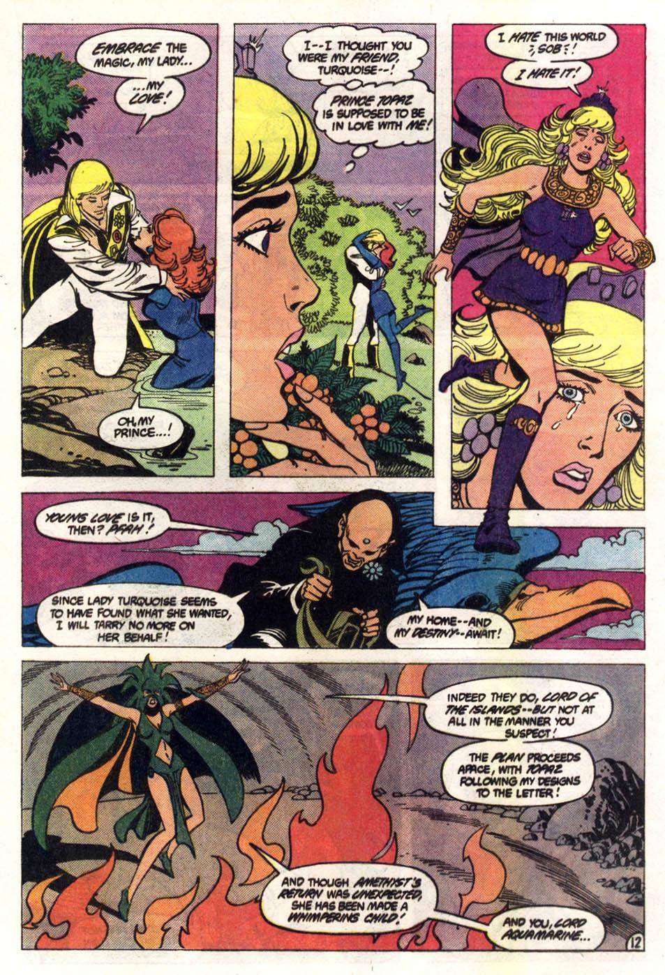 Read online Amethyst (1985) comic -  Issue #2 - 13