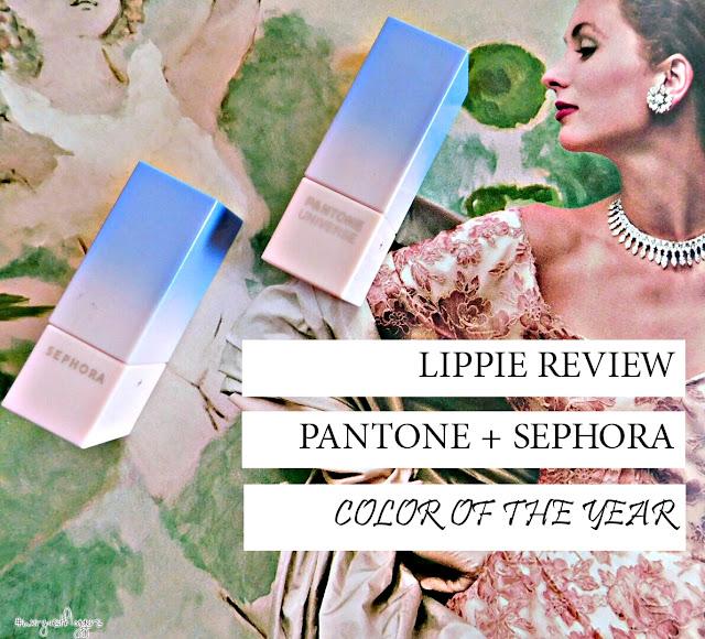 pantone sephora