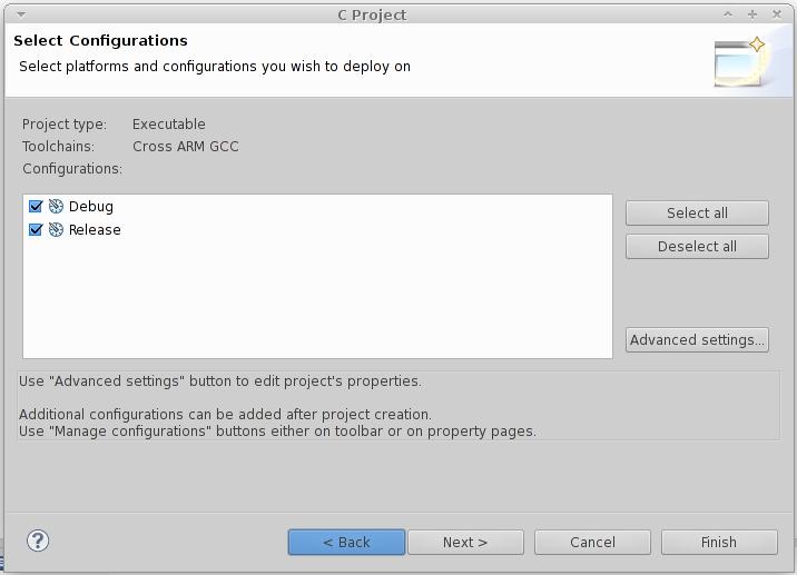 Eclipse linux