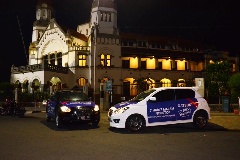 Mobil Datsun Bandung: Test Drive Mobil Datsun 7 Hari 7 Malam