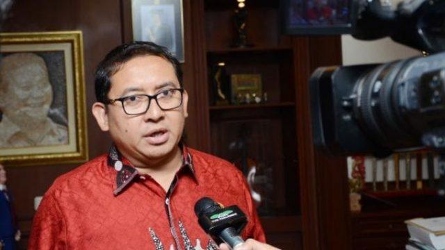 Fadli Zon: Mayoritas Rakyat Indonesia Ingin Presiden Baru