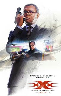 xXx: Return of Xander Cage Samuel L. Jackson Poster (35)