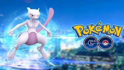 Cara Mendapatkan Mewtwo di Pokemon Go