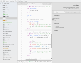 The Atom Editor - part II  - The Atom Packages | The