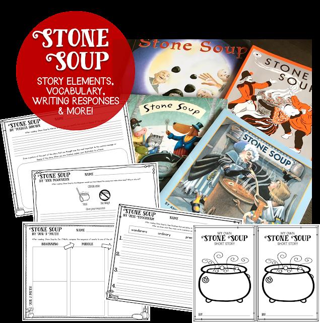 Stone soup a literacy amp community unit thank god it s first grade
