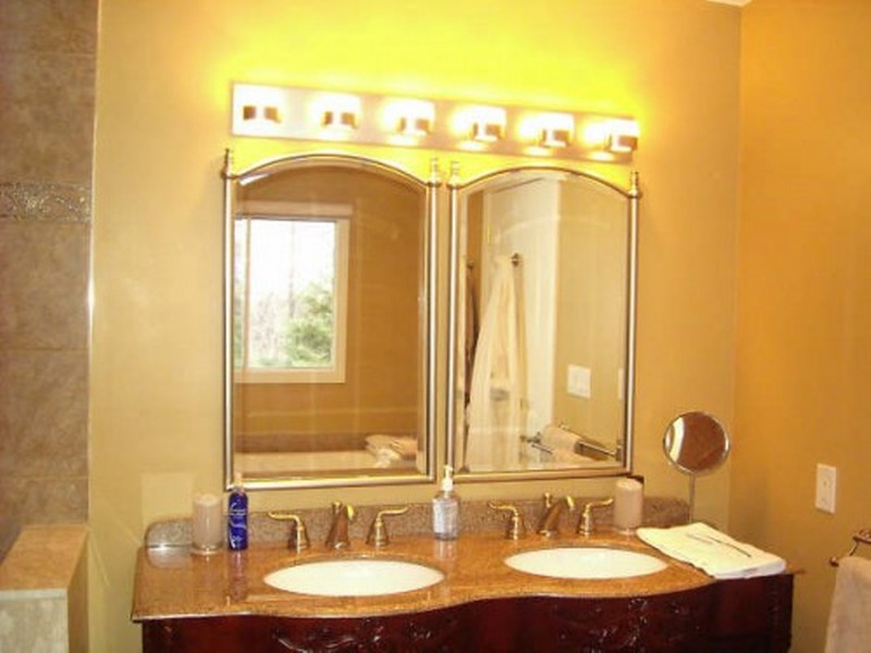 Wonderful Home Depot Bathroom Lighting with Wide Choice of