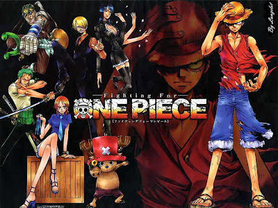 Wallapaper One Piece