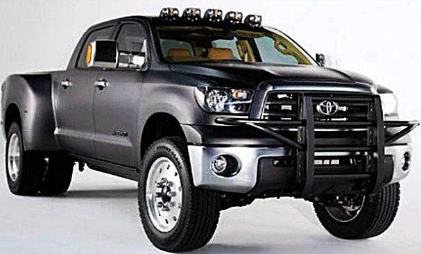 2017 Toyota Tundra Rumors