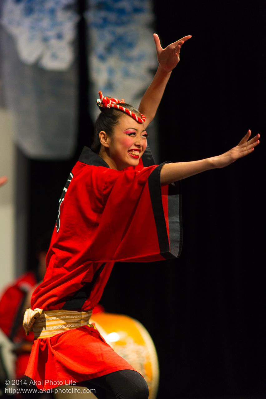 創作舞踊集団 寶船 20周年記念公演 純粋な意図2014 岡林 花凜