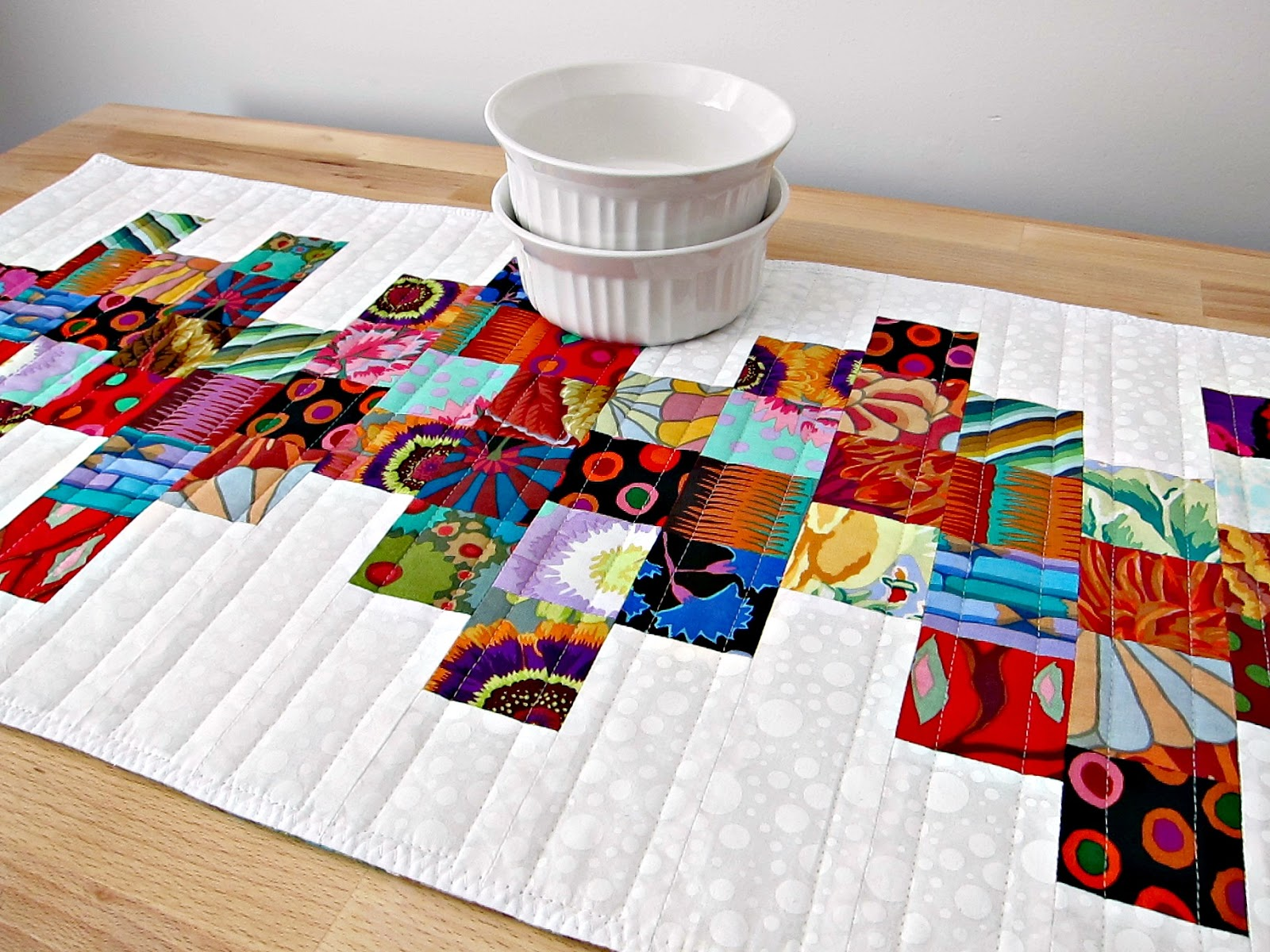 The Quilting Violinist Lots Of Table Runners