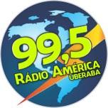 Ao vivo a Rádio América FM de Uberaba Minas Gerais
