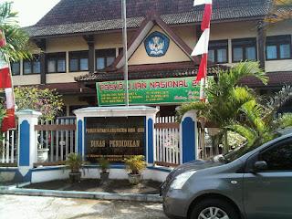 Alamat Sekolah di Kabupaten Wonogiri