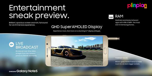 QHD SUPER AMOLED