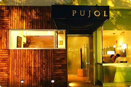 Restaurante Pujol na Cidade do México