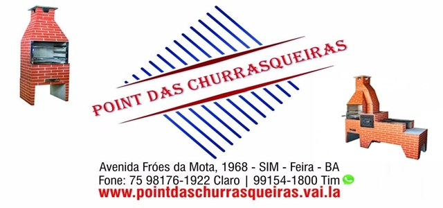 POINT DAS CHURRASQUEIRAS