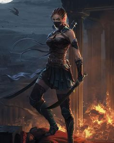 Woman Killer Fantasy World Best Pictures