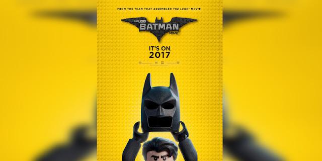 Sinopsis, detail, dan nonton trailer Film The Lego Batman Movie (2017)