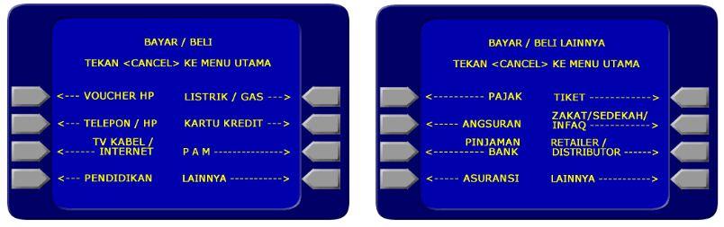 Langkah-Langkah Cara Isi Pulsa Lewat ATM Mandiri