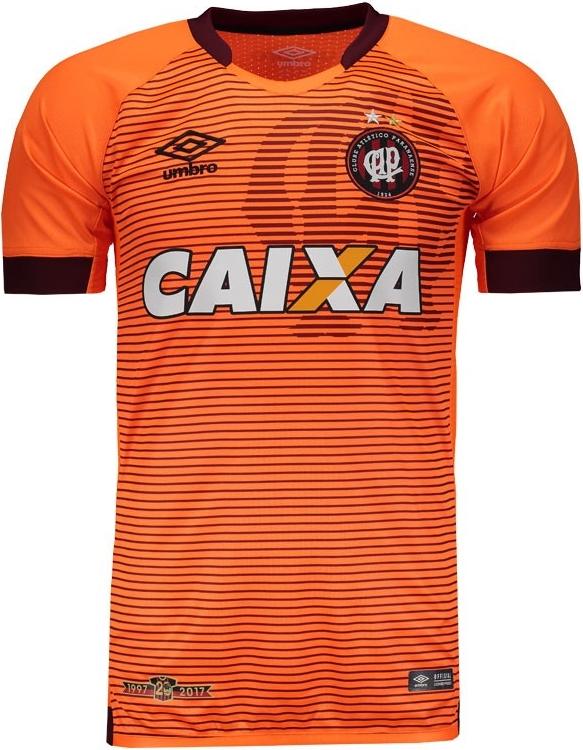 5826da3ce4 Umbro divulga a nova camisa reserva do Atlético Paranaense - Show de ...