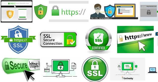 5 Alasan Mengapa SSL atau HTTPS itu Penting Bagi Blog dan Website - Bagi para pengguna blog yang menggunakan domain premium bagi blognya pasti sudah banyak yang mengenal istilah SSL ataupun HTTPS. Inti dari kedua istilah tersebut sederhananya adalah sertifikasi sebuah domain atau blog/website dengan sistem keamanan yang baik.     SSL atau Secure Socket Layer adalah cara sebuah situs web atau blog untuk membuat sambungan aman dengan browser web user atau pengguna internet yang membuka salah satu halaman website.     Setiap kali seseorang mengunjungi situs web aman yang memakai teknologi atau sistem keamanan SSL, website akan membuat sebuah link yang terenkripsi antara browser yang digunakan dan web server dari blog maupun website.    Situs website yang menggunakan SSL untuk keamanan web dan kenyamanan pengunjung selalu ditandai dengan adanya HTTPS pada url laman situs web atau blog yang dikunjungi.       Bagi seorang blogger mungkin belum banyak yang tahu bagaimana manfaat SSL itu, bagi blog dan website. Oleh karena itu bersama postingan ini saya ingin mengulas beberapa soalan penting mengapa SLL atau HTTPS itu perlu untuk blog dan website yang teman-teman sedang kelola.    5 Alasan Mengapa SSL atau HTTPS itu Penting Bagi Blog   1. Mendapatkan Kepercayaan dari Pengunjung Blog    Sebuah website atau blog yang memiliki dan menggunakan sistem keamanan SSL atau HTTPS biasanya akan mendapatkan banyak kepercayaan oleh pengunjungnya. Hal ini dikarenakan para pengunjung tahu bahwa aktivitas yang mereka lakukan pada website yang memiliki sertifikasi SSL akan memberikan keamanan dan dan menjaga privasi mereka.     Sebab setiap aktivitas mereka akan dienkripsi oleh keamanan SSL sehingganya komunikasi browser pengguna dan komunikasinya dengan web server sebuah website dilindungi oleh enkripsi web, sehingga data pengunjung menjadi lebih aman dan tidak mudah disusupi cracker.    2. Melindungi Data dan Informasi Pengunjung / User    Untuk memberikan kenyamanan bagi pengunjung web a