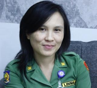 Dra. Lenda Pelealu, Kadispora Manado