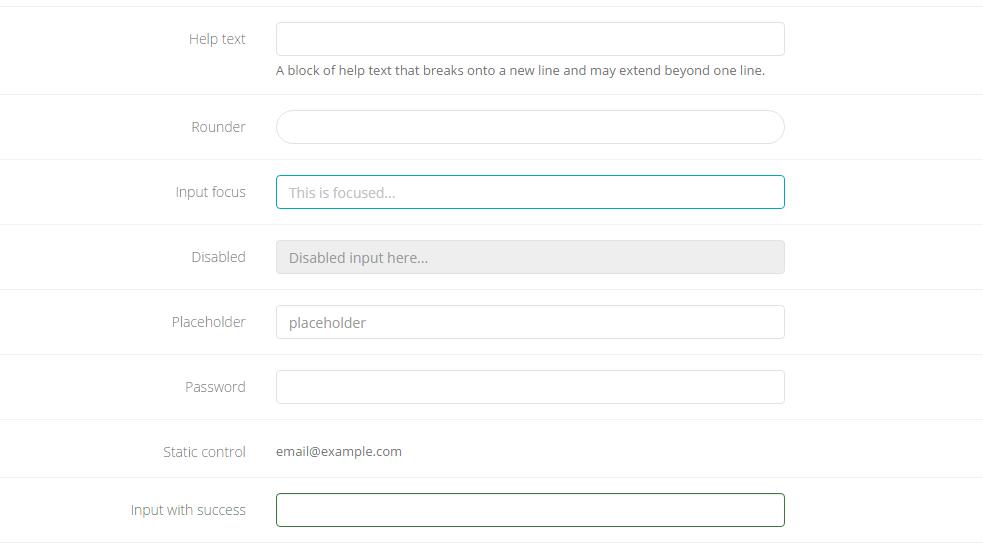 form - Jenis Jenis Input Type Pada Html