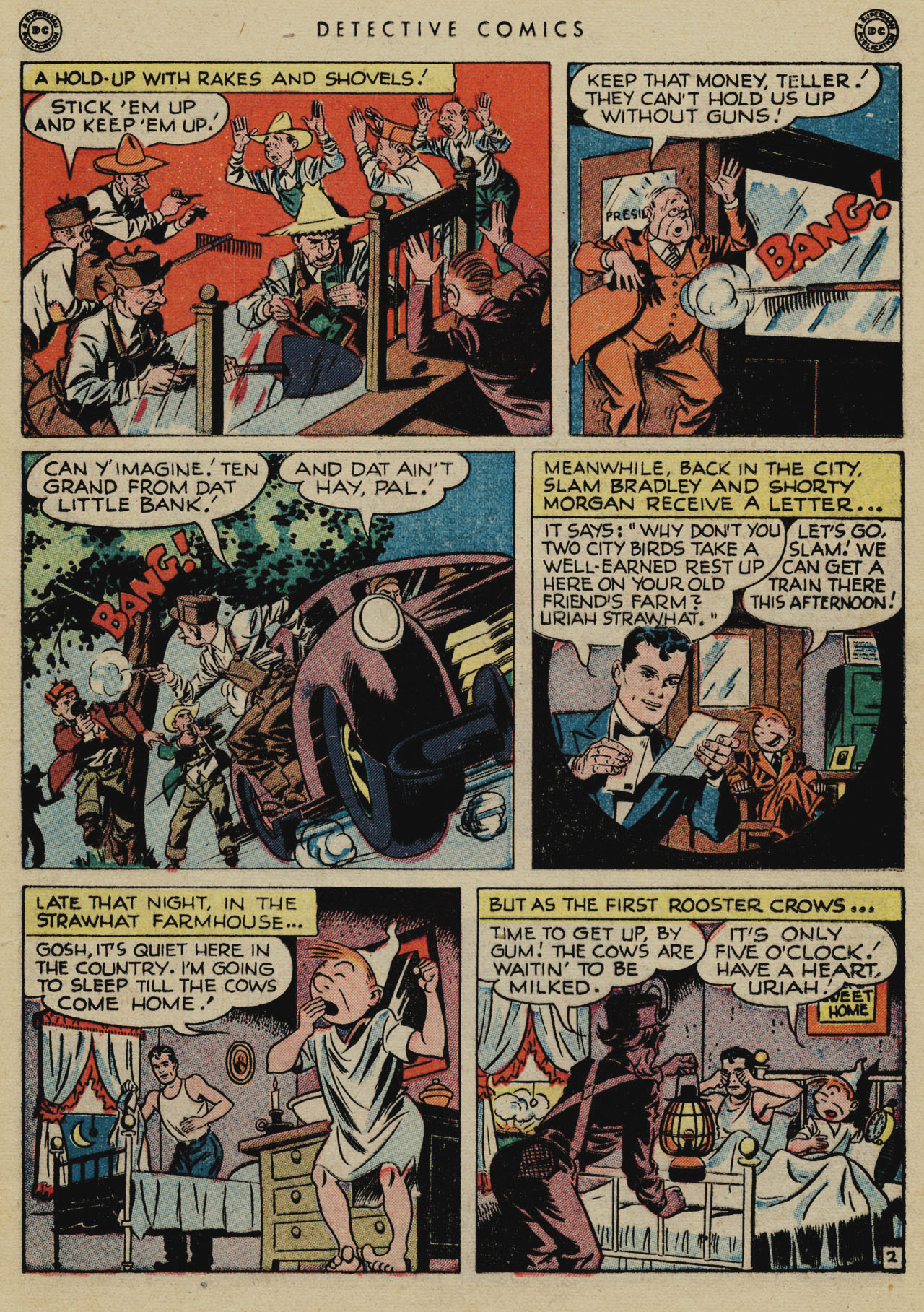 Detective Comics (1937) 142 Page 16