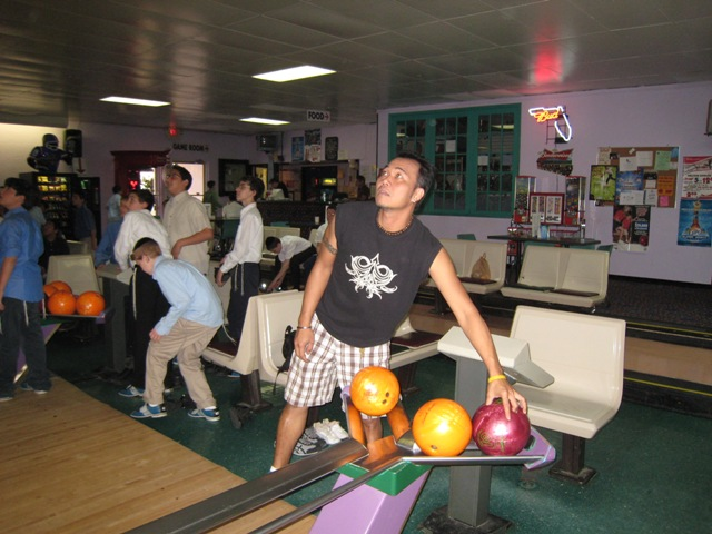 Main Bowling USA