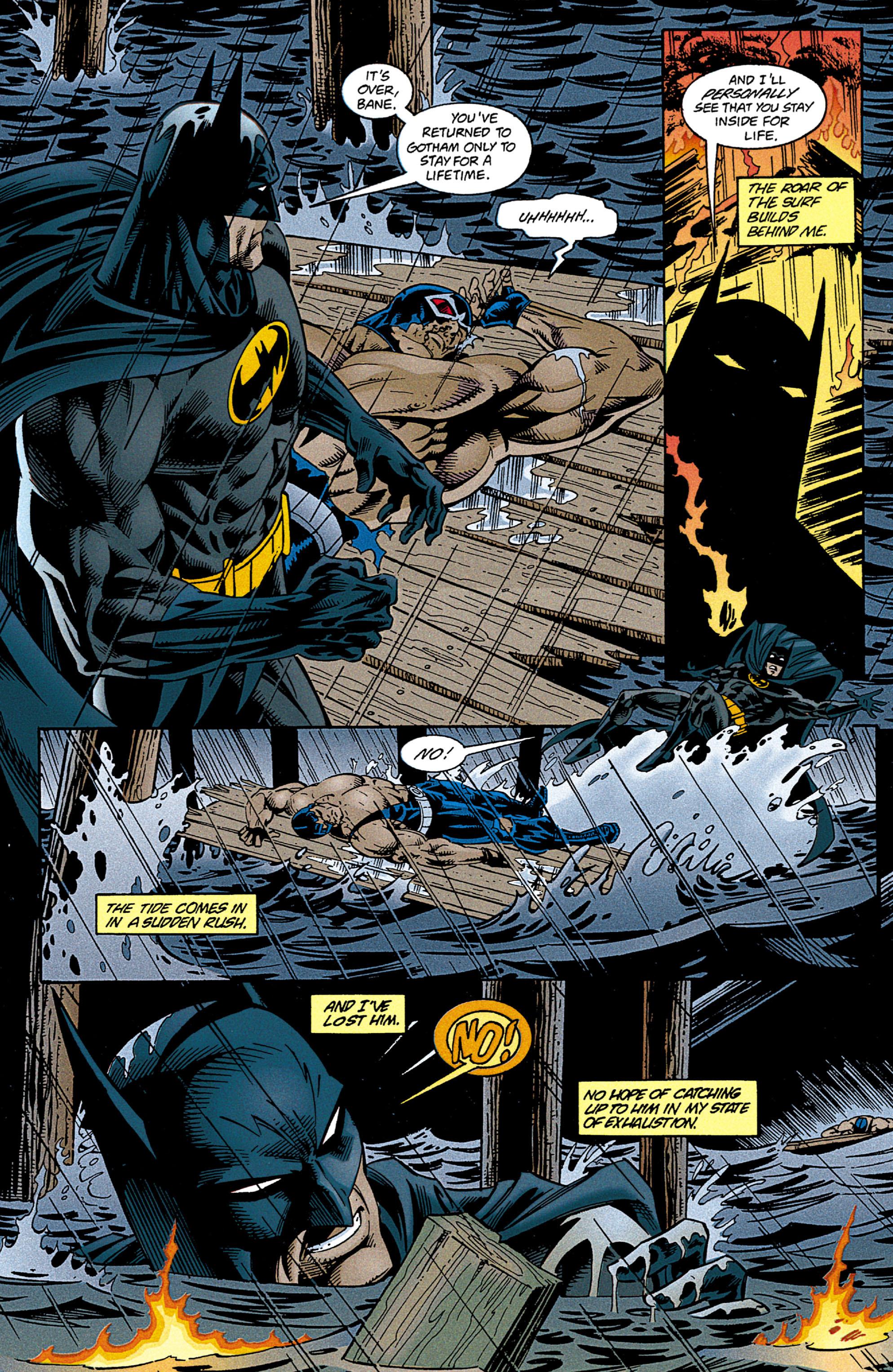 Detective Comics (1937) 701 Page 22